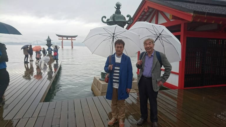 sirabee20180317iitabiyumekibun1 768x432 - 太川・蛭子の迷コンビがしまなみ海道へ
